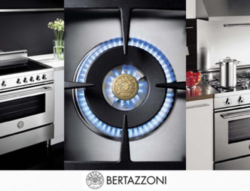 Lockdown temptation from Bertazzoni Ranges.